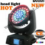 High quality 4IN1 RGBW 37*10w pro LED moving head disco light-BT-3710w