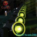 Touch screen Ewell beam 200w moving heads light sky-EB-CV2000
