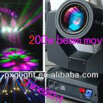 Guangzhou shinelight stage lighting beam moving head light 200w beam moving head light-Spot-200w beam moving head light