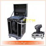 Smile Tech strength and high quality laser lighting case with 4 inch caster-RK-LT-230beam