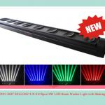 8*10w 4in1 led beam moving light rotating moving bar-LX-811