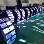 led stage lighting led Double Derby effect light-LX-09A
