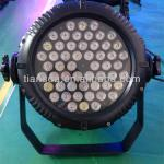 led par cans 54pcs*3W led Waterproof Par light-LS-60A