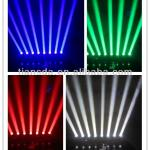 8*10w 4in1 led beam moving bar light stage lighting-LX-811