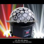 LX-09 crystal ball led stage light-LX-09