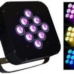 Mini 9pcs*10W 4in1 led par light stage lighting-LD-10