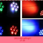 7pcs*10W led moving head stage lighting LED mini light-LT-20