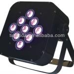 Mini 9pcs*10W 4in1 par cans stage lighting-LD-10