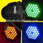 Classic and practical! 36pcs(3/4 in 1) full color led par light dj lighting-LD-50A