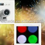 10w rgbw LED pin spot light dmx512-LX-35