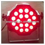2014 die-casting full color 18*10w rgbw led par light 4 in 1 for night club-AP-2410P
