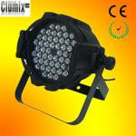 54*3w/1w led stage par light-