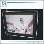 super slim cystal light box/photographic light box-HSC