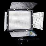 YN-300 LED Video Light for SLR Camera Camcorders with Remote Control-