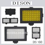 Video Light,Professional Lighting,LED Photo Light,Photography Equipment-DS-60