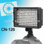 NanGuang CN-126 LED On camera light LED video light for dslr-CN-126