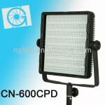 Professional Nanguang CN-600CPD LED Studio Lighting Equipment, perfect for Photo and Video-CN-600CPD
