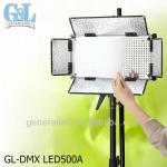 studio led lighting equipment GL-DMX LED500A-