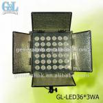 led video light panel GL-LED36*3WA-