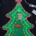 56cm moon motif Light,santa motif light,snowflake motif light