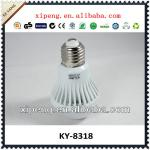 5w snow white LED bulb