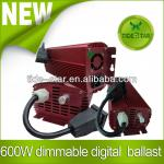 600W Digital dimmable ballast hps/mh digital dimmable electronic ballast