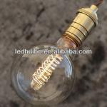Edison bulbs G80 E27 110V-220V China Manufacturer