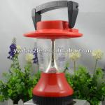 2013 Super bright solar lantern with hand crank for hunters and campers-SD-2273
