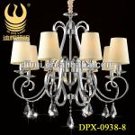 New Design in China for bedroom White Glass Wall Lamp-DPX-0938/8
