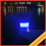 solar fishing light led flashing water proof-