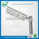Top quality 2013 6m high-effect 30w solar LED street lights solar street lights pole design with best price-ZT1805