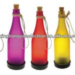 solar glass bottle-HY-SS017