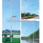 Octagonal Galvanized Poles for Street Lighting-B-5101--5103